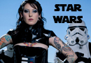 Star Wars Photoshoot - Robin Cook