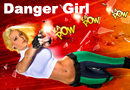Danger Girl Photoshoot - Jeff Zoet