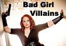 Bad Girl Super Villains - Robin Cook