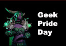 Geek Pride Day Fan Post
