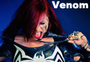 Venom Latex Photoshoot