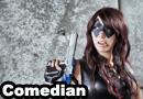 Female Comedian Cosplay