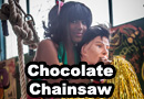 Chocolate Chainsaw Cosplay
