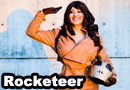Betty as the Rocketeer Cosplay