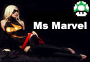 Ms Marvel Body Paint