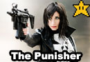 Female Punisher Cosplay