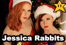 Jessica Rabbits - Happy Holidays 2012