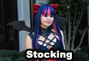 Stocking Cosplay