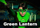 Green Lantern Body Paint
