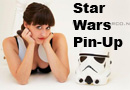 Star Wars Pin-Ups