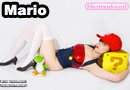 Sexy Mario Inspired Photoshoot