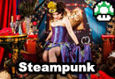 Steampunk Princess Costume Line