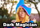 Dark Magician Cosplay