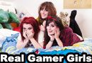 Real Gamer Girls Photoshoot