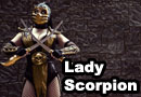Lady Scorpion Cosplay