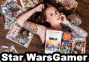 Star Wars Gamer Girl