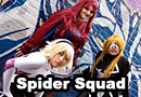 Spider-Squad Group Cosplay
