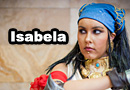 Isabela from Dragon Age 2 Cosplay