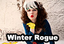 Winter Rogue Cosplay