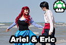Prince Eric & Ariel from The Little Mermaid Cosplay