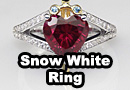Snow White/Evil Queen Ring