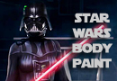 Star Wars Body Paint