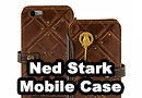 Ned Stark Game of Thrones Mobile Cases