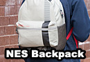 Nintendo Entertainment System Backpack