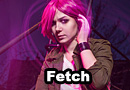 Fetch from InFamous: Second Son Cosplay