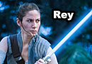 Jedi Temple Rey Cosplay