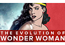 Wonder Woman Costumes: The Evolution of a Superheroine [Infographic]