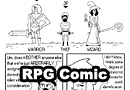 Role-Playing Game Stereotypes Comic