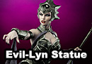 Masters of the Universe Evil-Lyn Statue