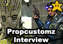 Interview with Calen Hoffman from Propcustomz