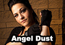 Angel Dust from Deadpool Cosplay