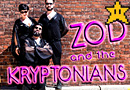 Zod and the Kryptonians