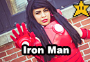 Genderbent Iron Man Cosplay