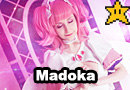 Goddess Madoka from Madoka Magica Cosplay