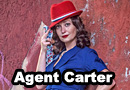 Agent Carter Pinup Cosplay