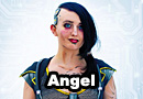 Angel from Borderlands 2�Cosplay
