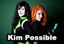Kim Possible and Shego Cosplay