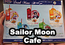 Sailor Moon Crystal Cafe In Japan