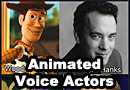 Famous Actors Who Voiced Animated Characters