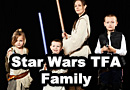 Star Wars Family Cosplay