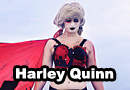 Armoured Harley Quinn Cosplay