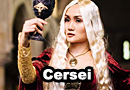 Cersei from Game of Thrones Cosplay