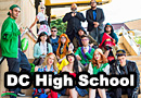 DC High School Group Cosplay
