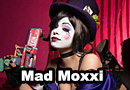 Mad Moxxi Pinup Photoshoot