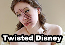 Twisted Disney Photoshoot
