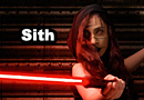 Sith Assassin Star Wars Cosplay